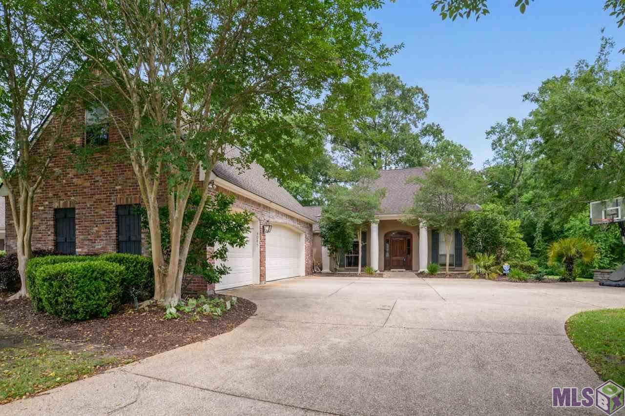 4045 OVERLOOK POINT CT, Baton Rouge, LA 70817 - MLS#: 2021006976