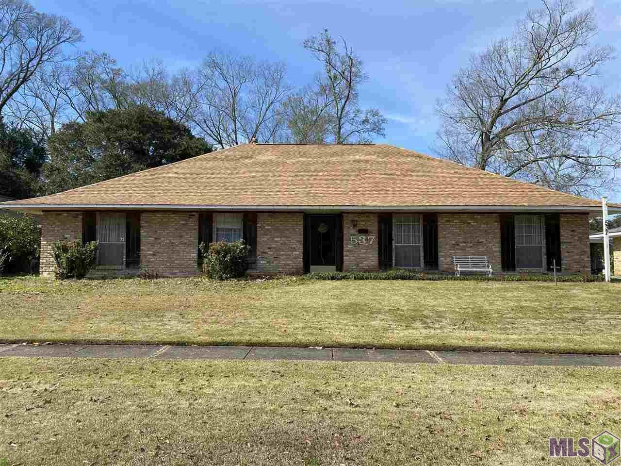 537 RUE DE LAPLACE, Baton Rouge, LA 70810 - MLS#: 2021001996