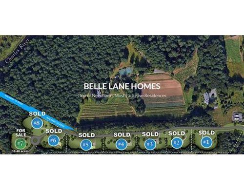 Photo of lot 7 Belle Lane, Needham, MA 02492 (MLS # 72613001)
