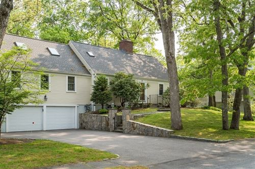 Photo of 26 Yarmouth Rd, Wellesley, MA 02481 (MLS # 72836002)