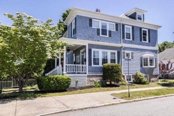286 Wood Street, New Bedford, MA 02745 - MLS#: 72854002