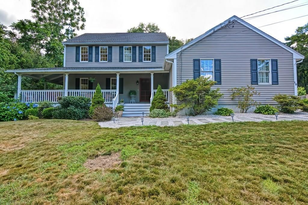 Photo of 10 Winter Street, Holliston, MA 01746 (MLS # 72705010)