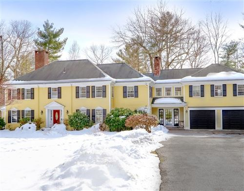 Photo of 38 Round Hill, Lincoln, MA 01773 (MLS # 72790013)