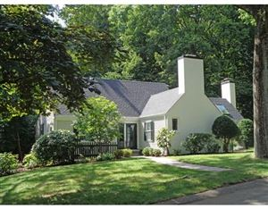 Photo of 35 Standish Rd, Wellesley, MA 02481 (MLS # 72563018)