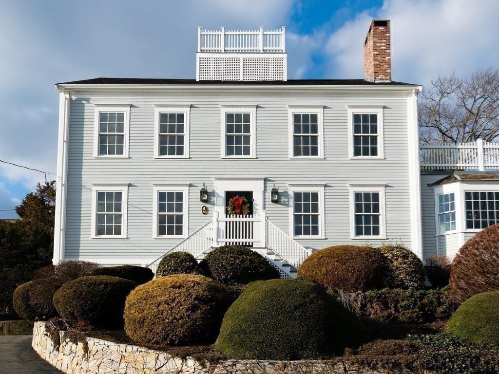 Photo of 35 Crabtree Rd, Quincy, MA 02171 (MLS # 72773020)