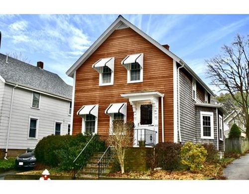 Photo of 275 Palmer St, New Bedford, MA 02740 (MLS # 72611023)