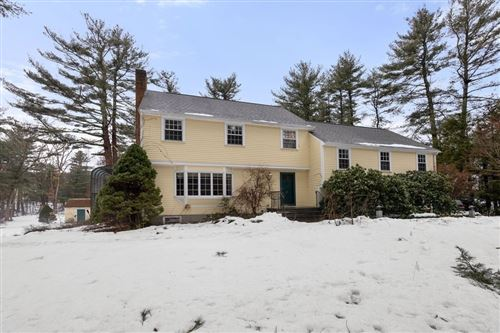 Photo of 3 Saddle Ridge Road, Dover, MA 02030 (MLS # 72792023)