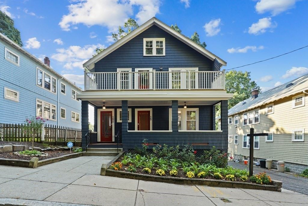 Photo of 15a Goodway #1, Boston, MA 02130 (MLS # 72895042)