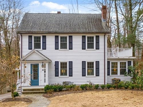 Photo of 48 Hundreds Rd, Wellesley, MA 02481 (MLS # 72778044)