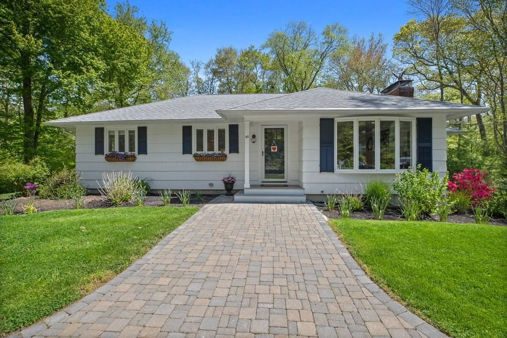 45 Old Meeting House Ln, Norwell, MA 02061 - MLS#: 72663047