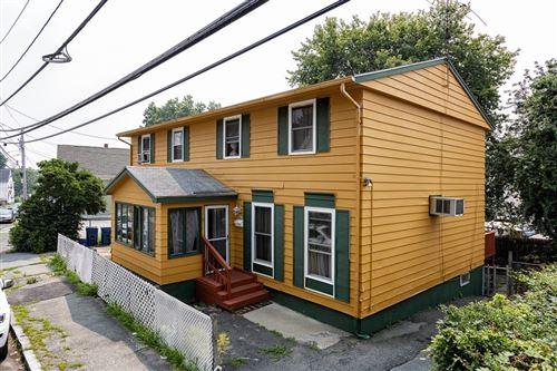 Photo of 154-156 Saratoga St, Lawrence, MA 01841 (MLS # 72873050)