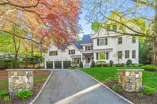 Photo of 38 Chestnut St, Wellesley, MA 02481 (MLS # 72894059)