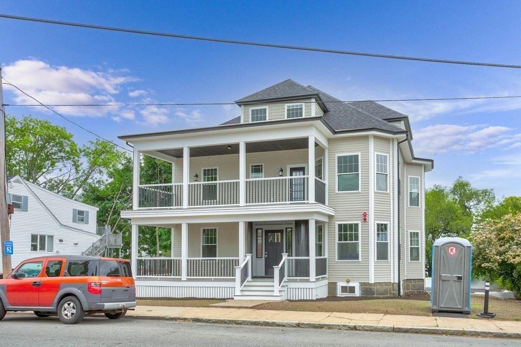 74 Tremont St #3, Salem, MA 01970 - MLS#: 72849065