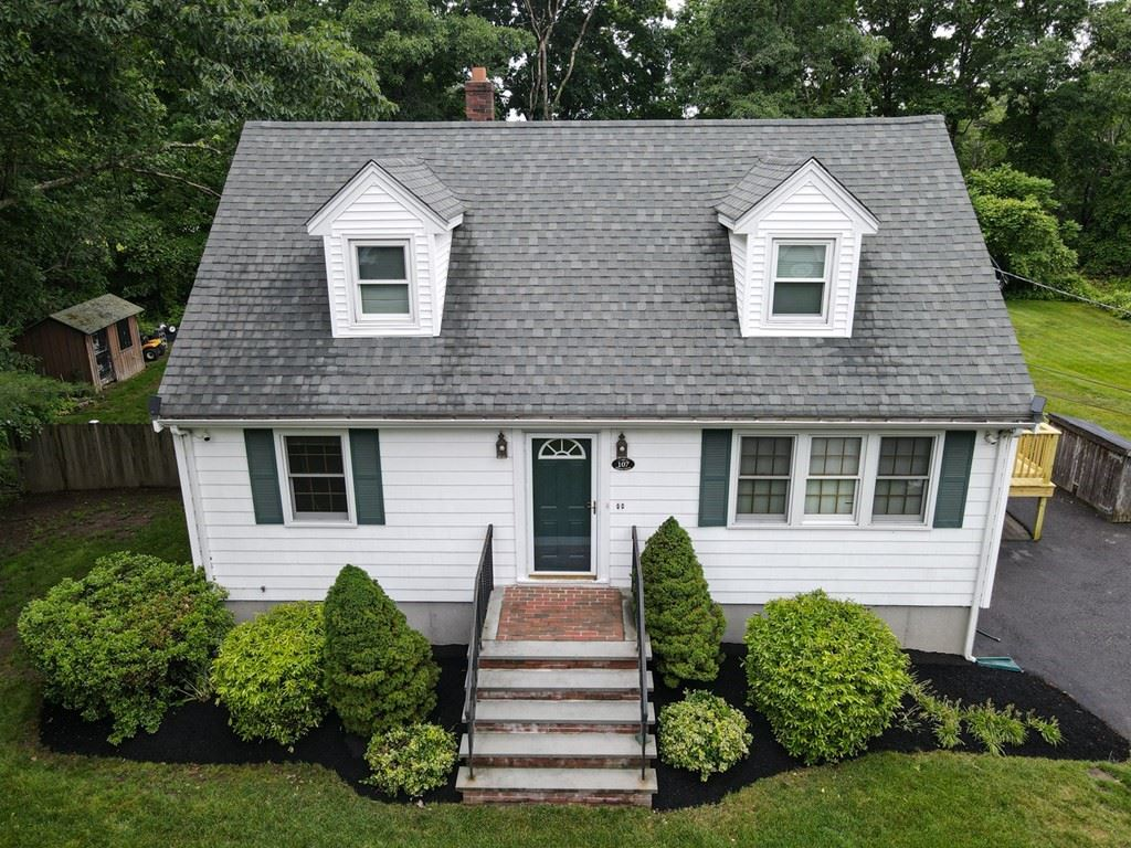107 Quincy St, Holbrook, MA 02343 - MLS#: 72849071
