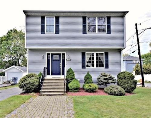 Photo of 190 Savoie St, Fall River, MA 02723 (MLS # 72658076)