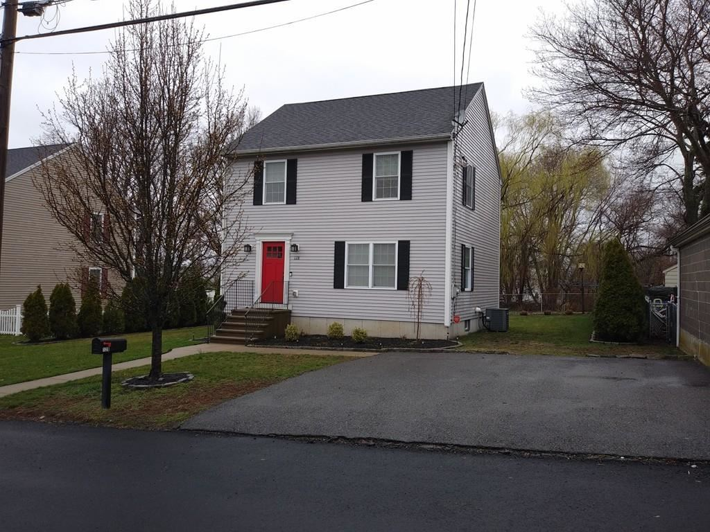 Photo of 128 Slade St, Fall River, MA 02724 (MLS # 72639076)