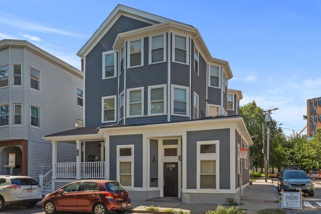 222 Pearl St #1, Somerville, MA 02145 - #: 72810076
