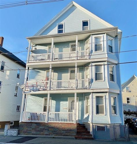 Photo of 63 INDEPENDENT STREET, New Bedford, MA 02744 (MLS # 72755078)