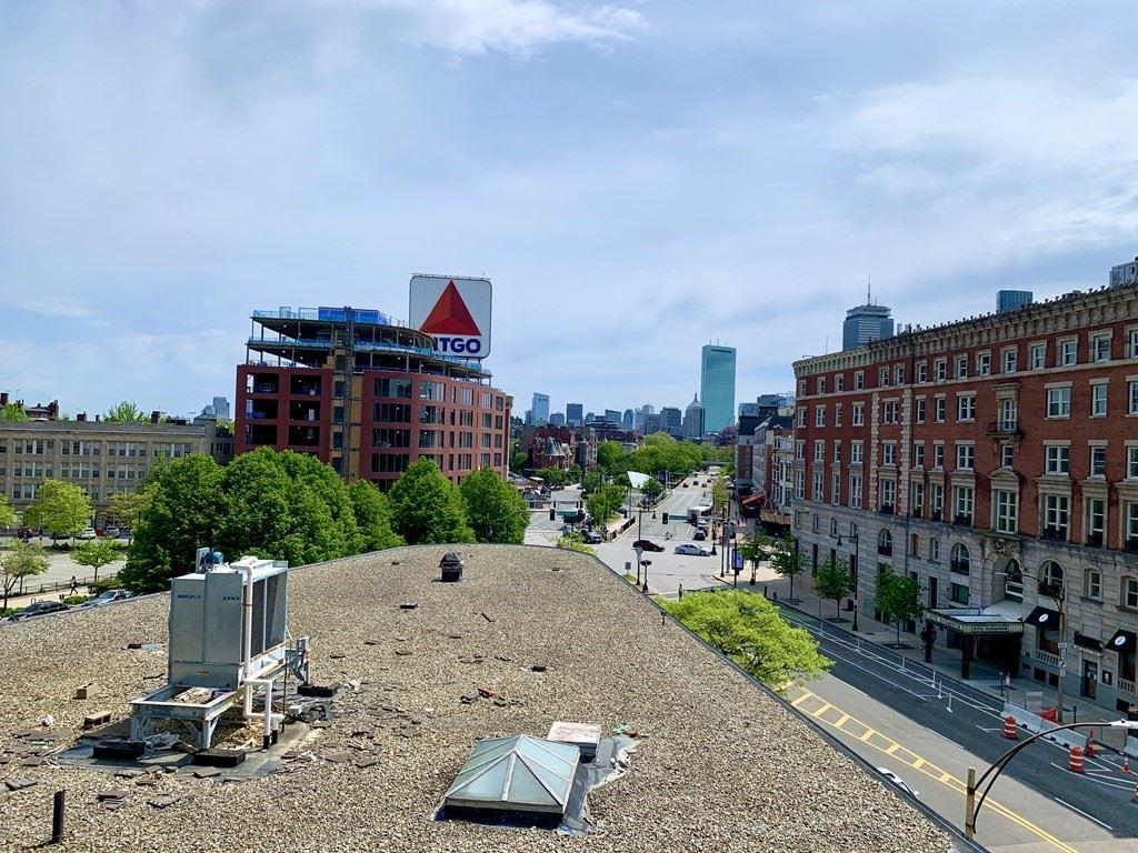Photo of 566 Commonwealth Ave #502, Boston, MA 02215 (MLS # 72833078)