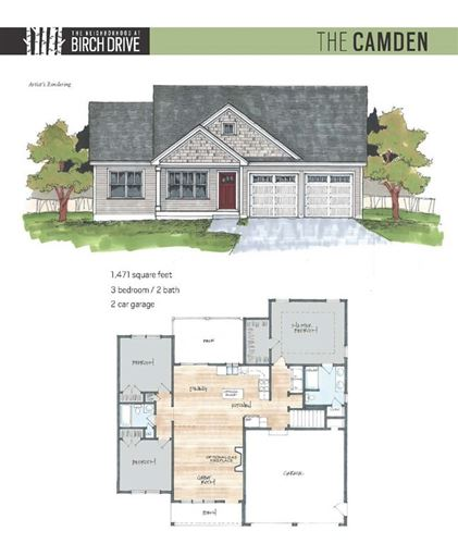Photo of 30 Birch Dr., Pepperell, MA 01463 (MLS # 72829087)