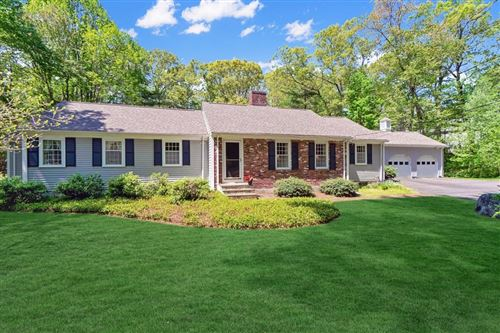 Photo of 3 Bridle Path Circle, Dover, MA 02030 (MLS # 72836087)