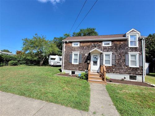 Photo of 156 MAYWOOD STREET, New Bedford, MA 02745 (MLS # 72882087)
