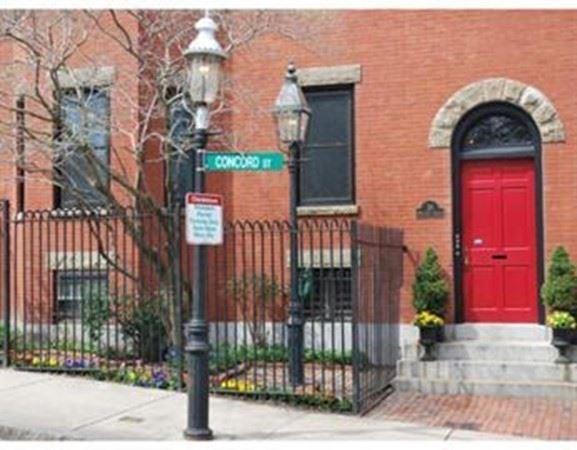 Photo of 29 Monument Sq #2, Boston, MA 02129 (MLS # 72813090)