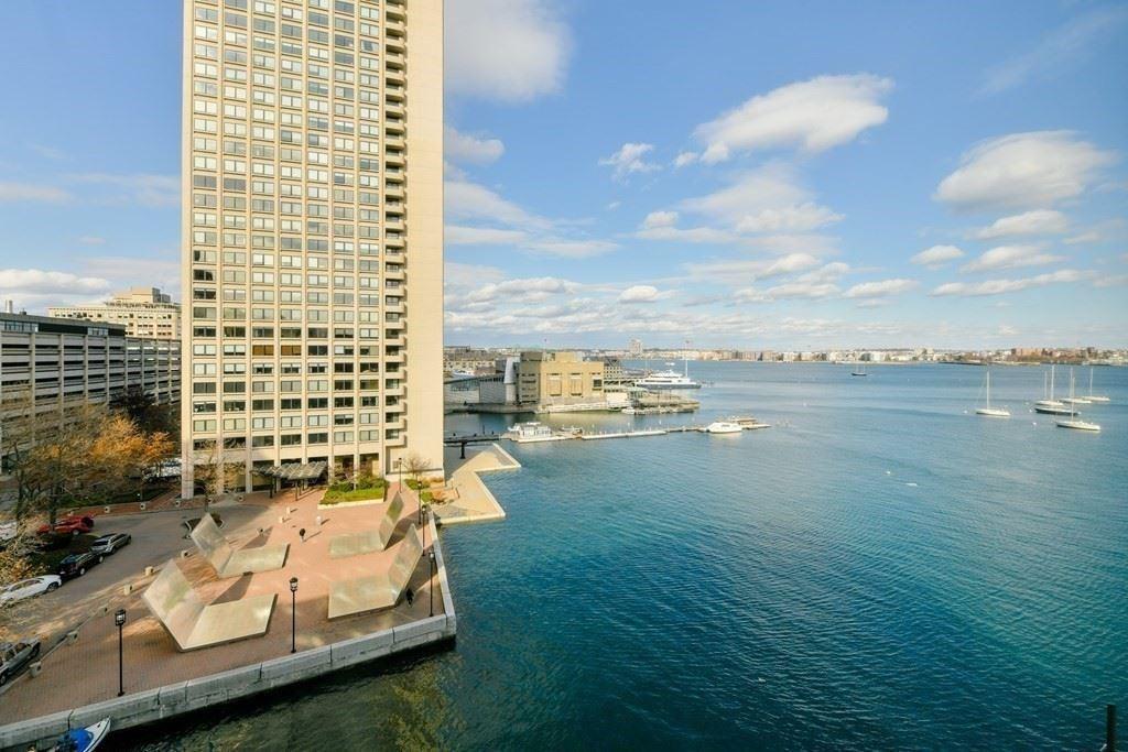 Photo of 20 Rowes Wharf #707, Boston, MA 02110 (MLS # 72591091)