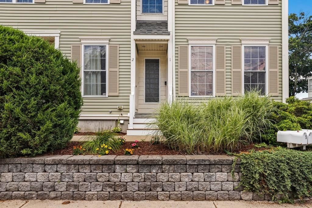 9 Russell St #1, Waltham, MA 02453 - #: 72688092
