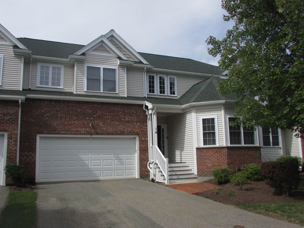 14 Indian Woods Way #14, Canton, MA 02021 - MLS#: 72732093