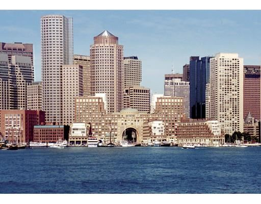 Photo of 20 Rowes Wharf #506, Boston, MA 02110 (MLS # 72614094)
