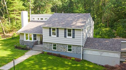 Photo of 604 Dover Road, Westwood, MA 02090 (MLS # 72867099)