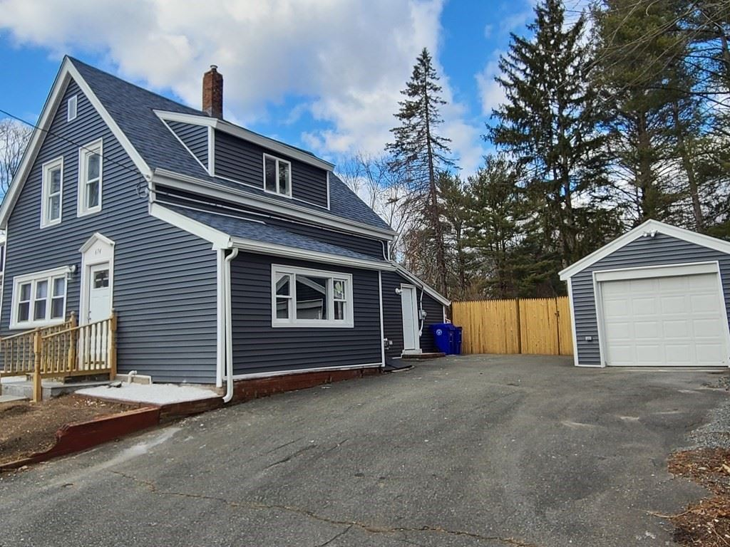 Photo of 674 Plymouth St, Holbrook, MA 02343 (MLS # 72776099)