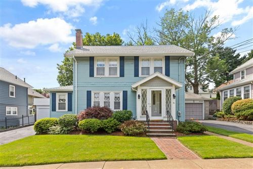 Photo of 74 Lawrence Road, Medford, MA 02155 (MLS # 72910105)