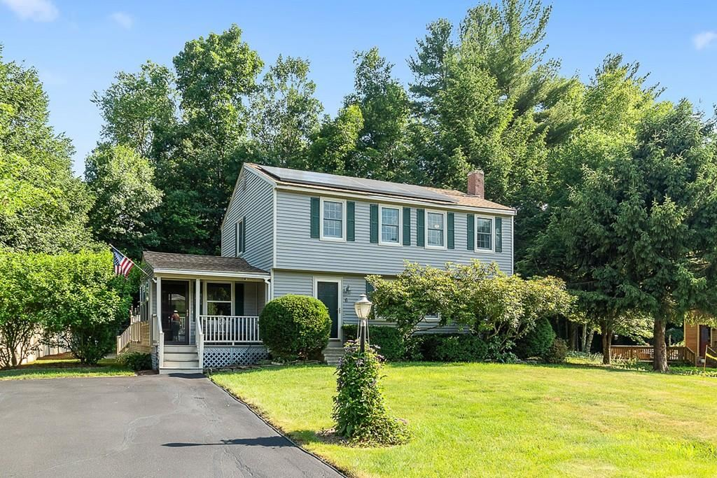 Photo of 6 Countryside Road, Pepperell, MA 01463 (MLS # 72680105)