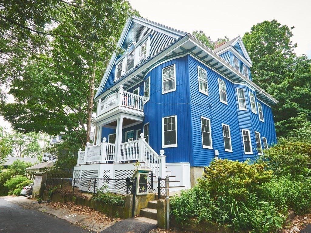 7 Chestnut Sq #1, Boston, MA 02130 - MLS#: 72851107