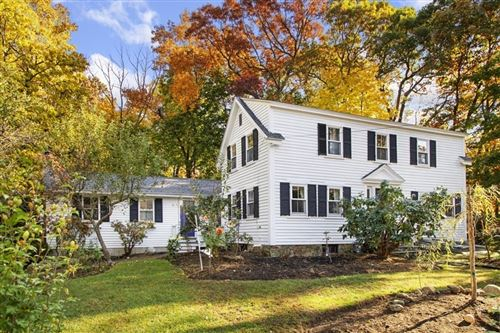 Photo of 11 Lincoln Street, Andover, MA 01810 (MLS # 72736115)