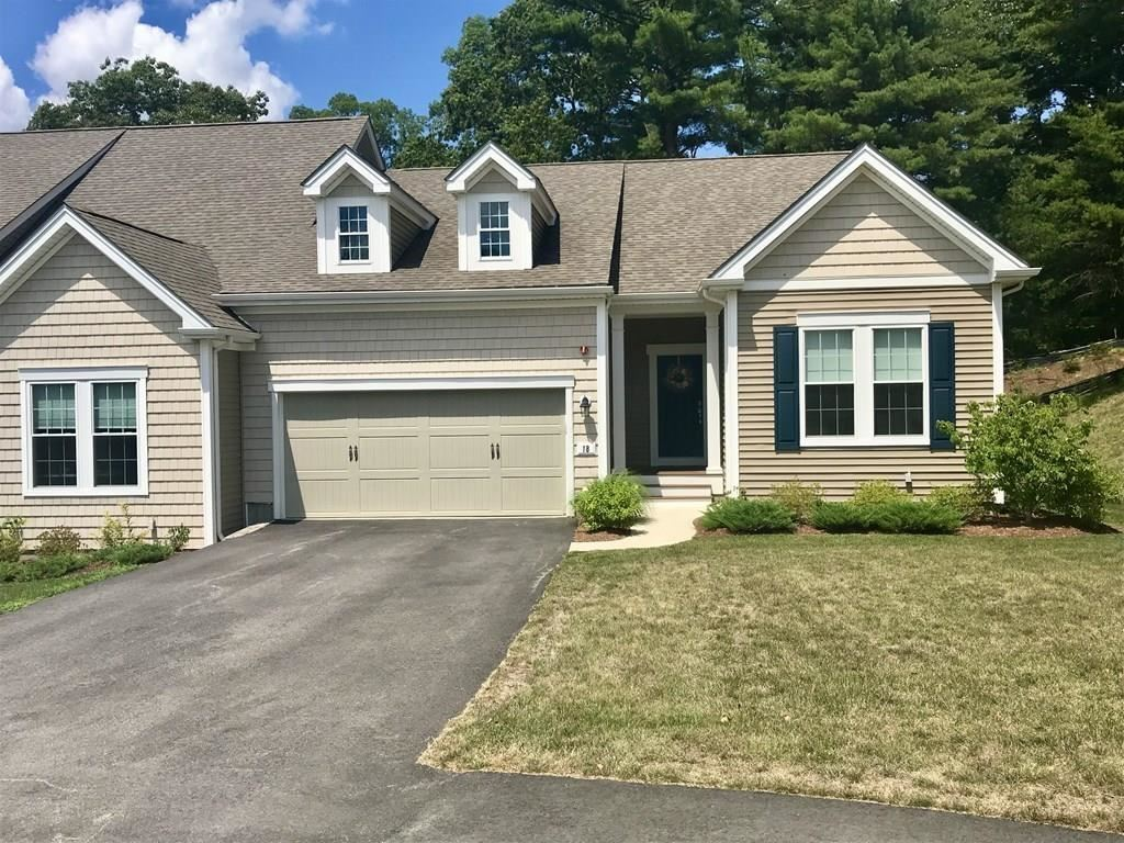 Photo of 18 Brooksmont Drive #18, Holliston, MA 01746 (MLS # 72702118)