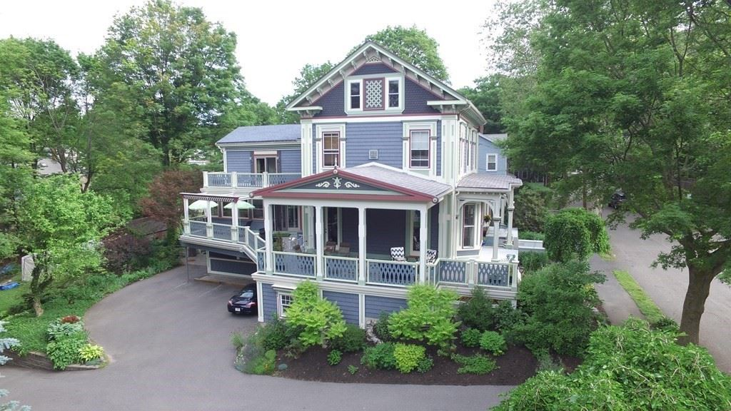 Photo of 11 Chesley Rd, Newton, MA 02459 (MLS # 72827118)