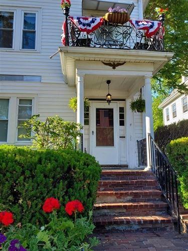 Photo of 11 Converse Avenue, Malden, MA 02148 (MLS # 72790120)