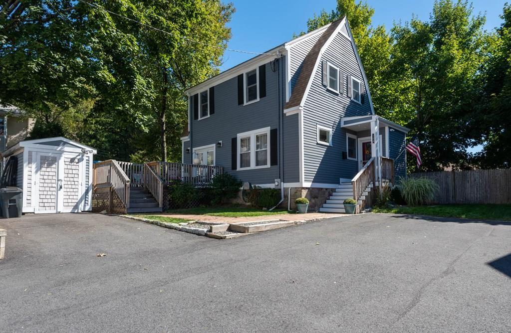 10R Partridge St, Boston, MA 02132 - MLS#: 72730121