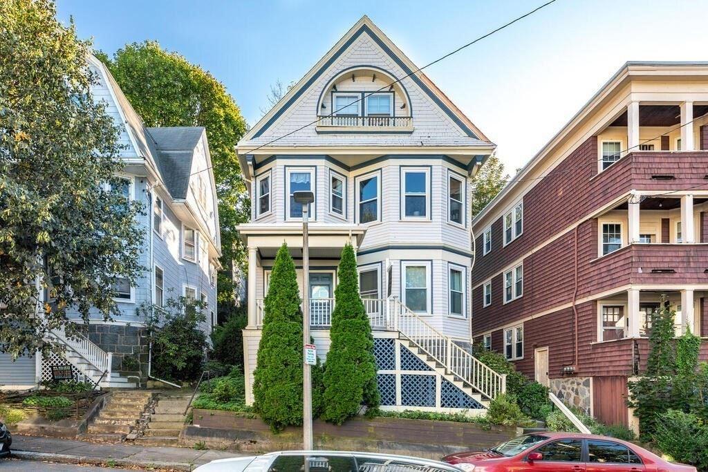 Photo of 67 Weld Hill Street #2, Boston, MA 02130 (MLS # 72896121)