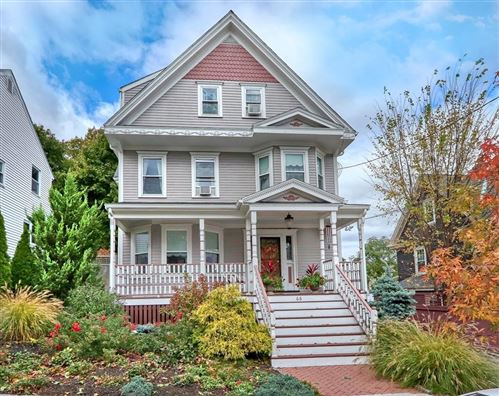 Photo of 66 Montclair Ave, Boston, MA 02132 (MLS # 72625124)