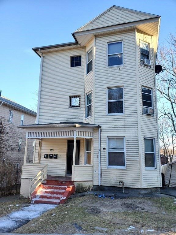 103 Illinois Street, Worcester, MA 01603 - MLS#: 72849126