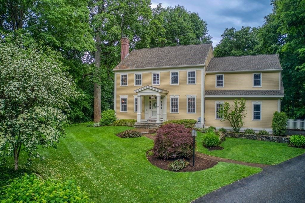 37 Chestnut St., North Andover, MA 01845 - MLS#: 72851130