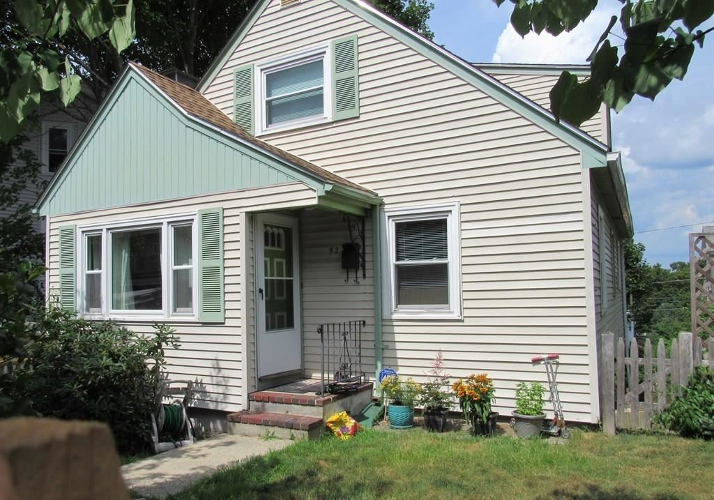 52 Montvale St, Boston, MA 02131 - MLS#: 72701131