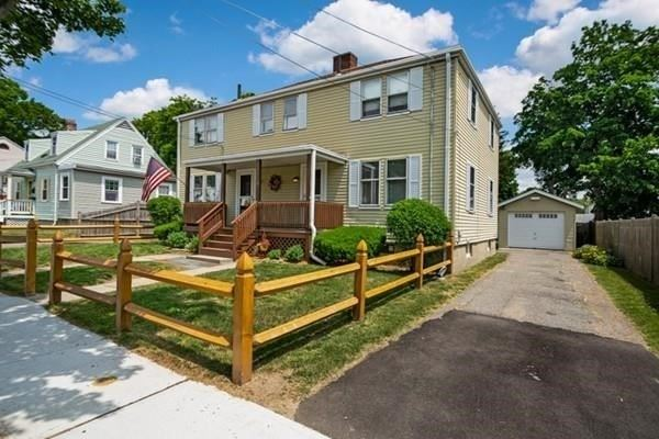 Photo for 63 Ruggles St #63, Quincy, MA 02169 (MLS # 72733131)