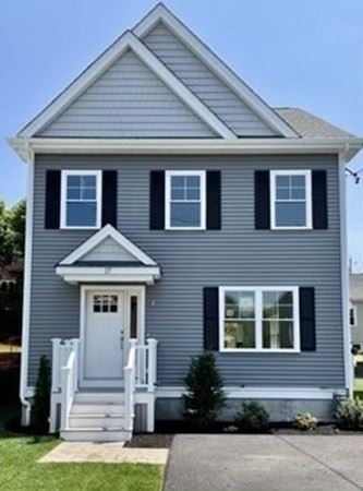 17 Lakeview Ave., Waltham, MA 02451 - MLS#: 72836133