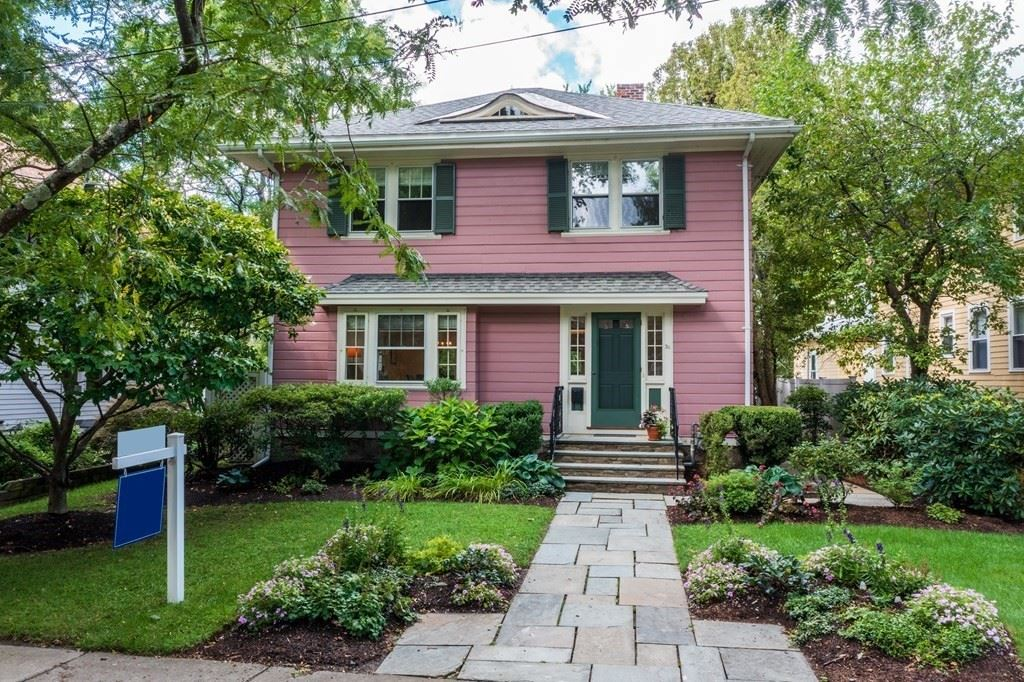 Photo of 21 Westbourne Rd, Newton, MA 02459 (MLS # 72890133)