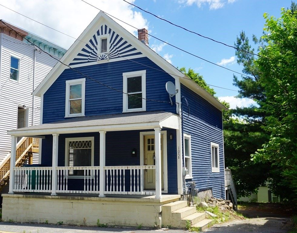 105 Cedar St, Fitchburg, MA 01420 - MLS#: 72849134